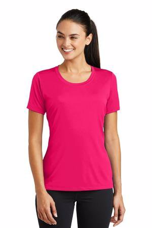 Sport-Tek Ladies PosiCharge Tough Tee. LST320
