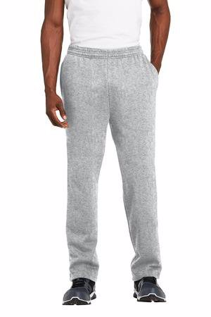 Sport-Tek Open Bottom Sweatpant. ST257