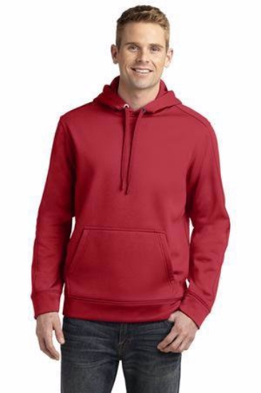 Sport-Tek Repel Fleece Hooded Pullover. ST290