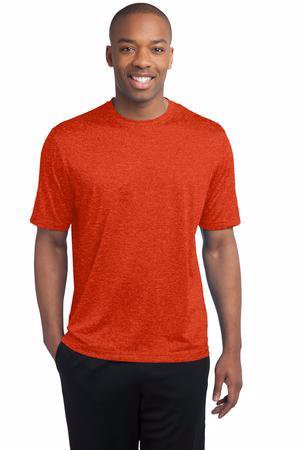Sport-Tek Heather Contender Tee. ST360