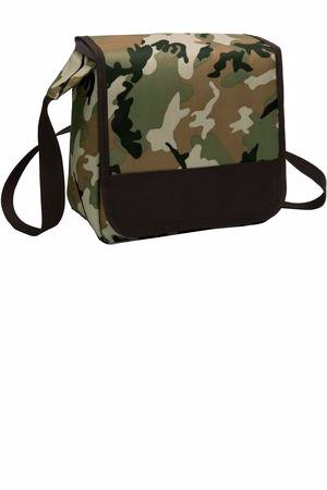 Port Authority Lunch Cooler Messenger. BG753