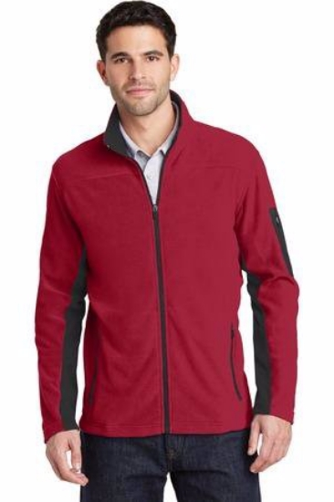 Port Authority Summit Fleece Full-Zip Jacket. F233
