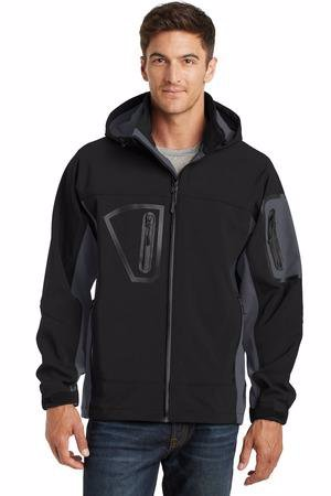 Port Authority Tall Waterproof Soft Shell Jacket. TLJ798