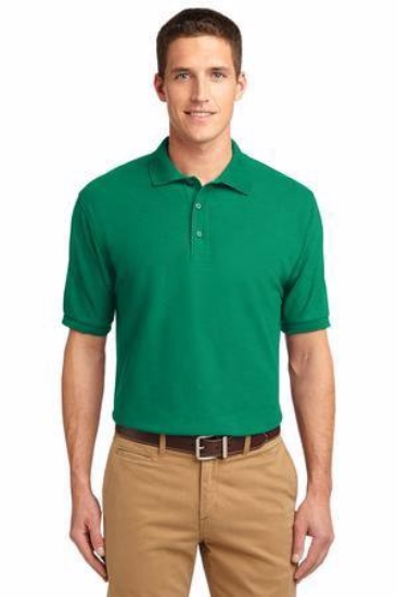 Port Authority Tall Silk Touch Polo.  TLK500