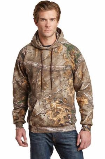 Russell Outdoors - Realtree Pullover Hooded Sweatshirt. S459R