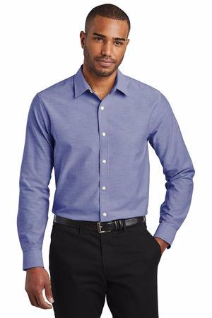 Port Authority  Slim Fit SuperPro  Oxford Shirt. S661