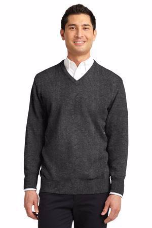Port Authority Value V-Neck Sweater. SW300