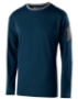 Adult Polyester Long Sleeve Electron Shirt - 222527