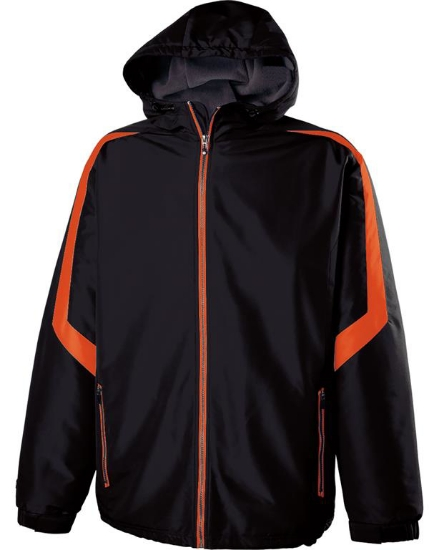 Adult Polyester Full Zip Charger Jacket - 229059