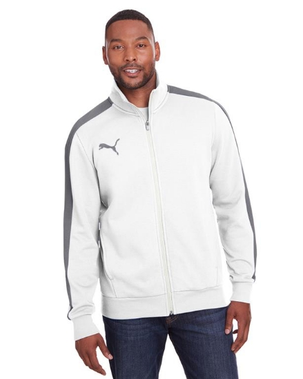 Adult Puma P48 Fleece Track Jacket - 597021