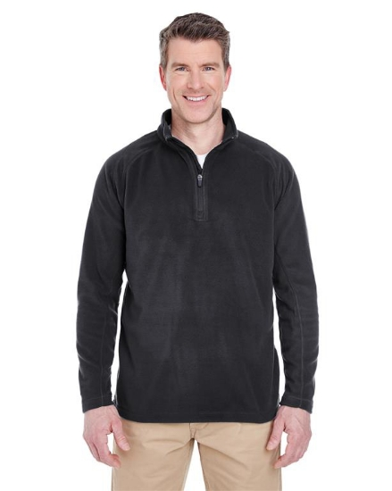 Adult Cool & Dry Quarter-Zip Microfleece - 8180