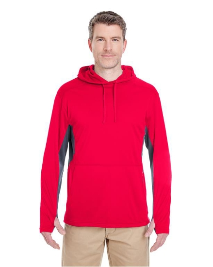 Adult Cool & Dry Sport Hooded Pullover - 8231