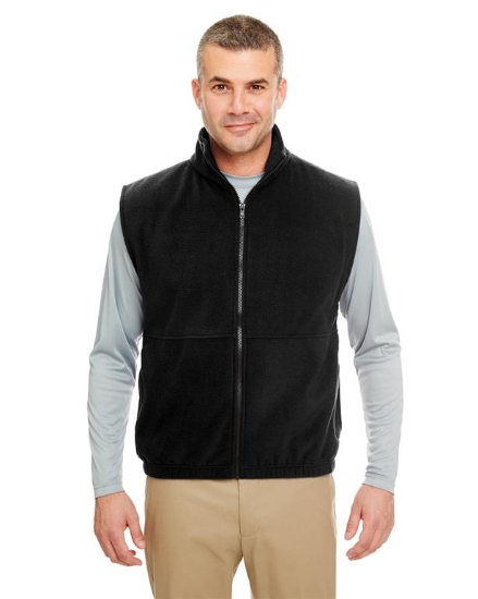 Adult Iceberg Fleece Full-Zip Vest - 8486