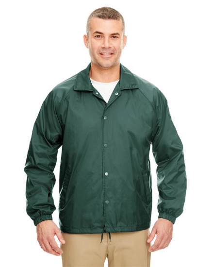 Adult Nylon Coaches' Jacket - 8944