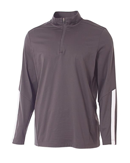 Adult League 1/4 Zip Jacket - N4262