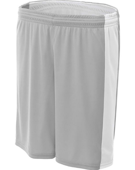 Ladies' Reversible Moisture Management Shorts - NW5284
