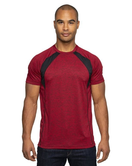Adult 4.4 oz., Perfomance Cationic Insert T-Shirt - RP8101