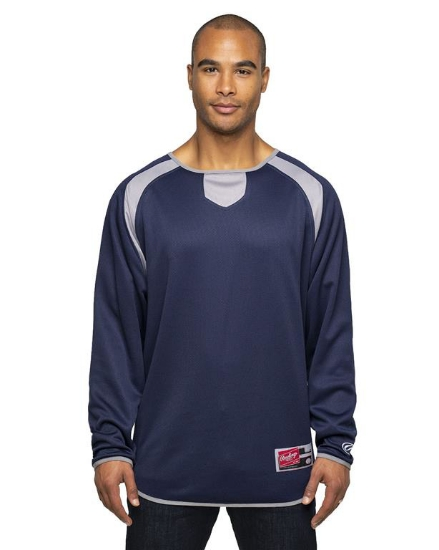 Adult 8 oz., Polyester Fleece Crew - RP9705