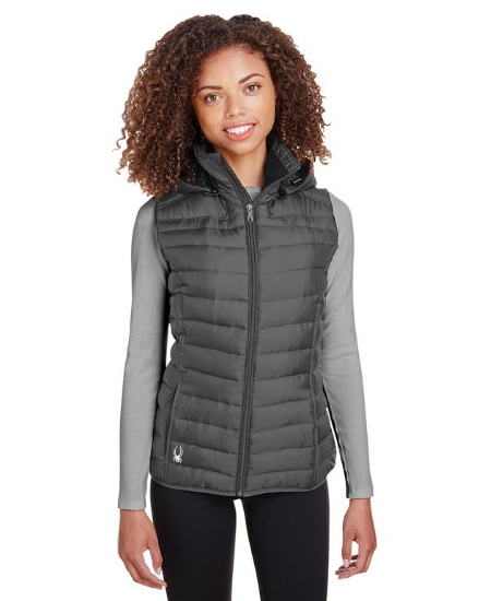 Ladies' Supreme Puffer Vest - S16641