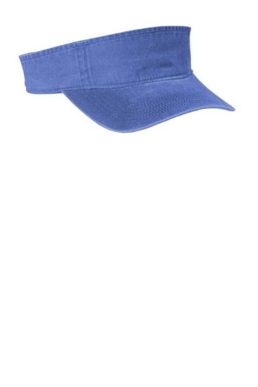 Port Authority  Beach Wash  Visor. C944