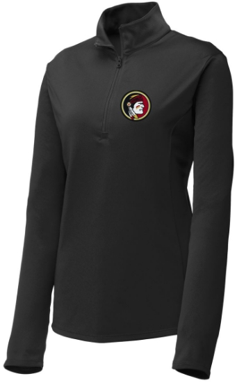 Picture of MCG - Women's Competitor ¼-Zip Pullover (Embroidered)