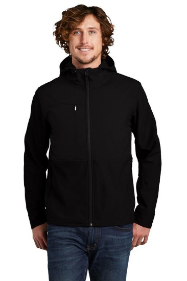 The North Face  Castle Rock Hooded Soft Shell Jacket. NF0A529R
