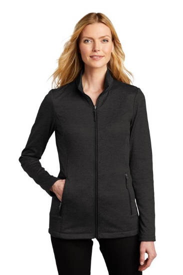 Port Authority  Ladies Collective Striated Fleece Jacket. L905