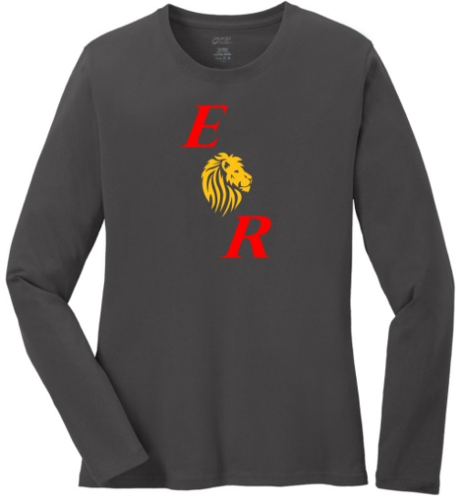 Picture of ERCS - Ladies Long Sleeve T-Shirt